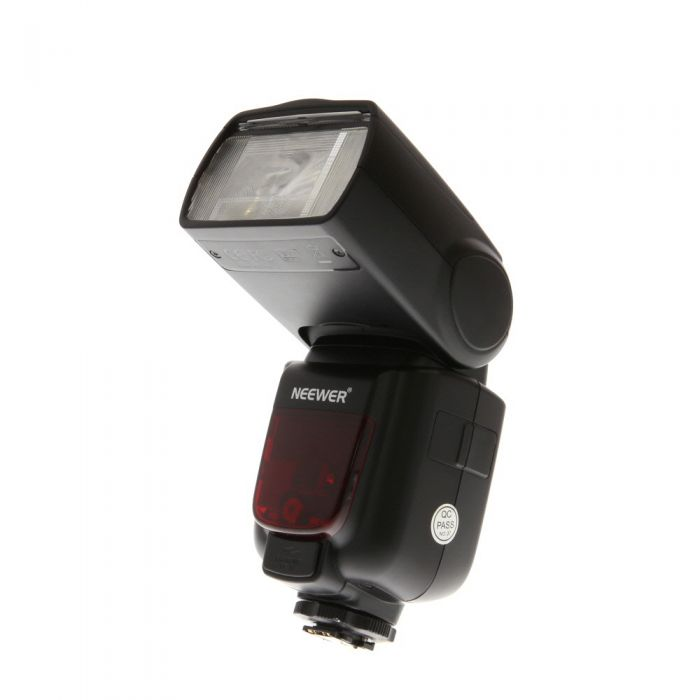 Neewer NW880s TTL Flash [GN60m] {Bounce, Swivel, Zoom} (For Sony Digital Cameras With Multi-Interface Shoe)
