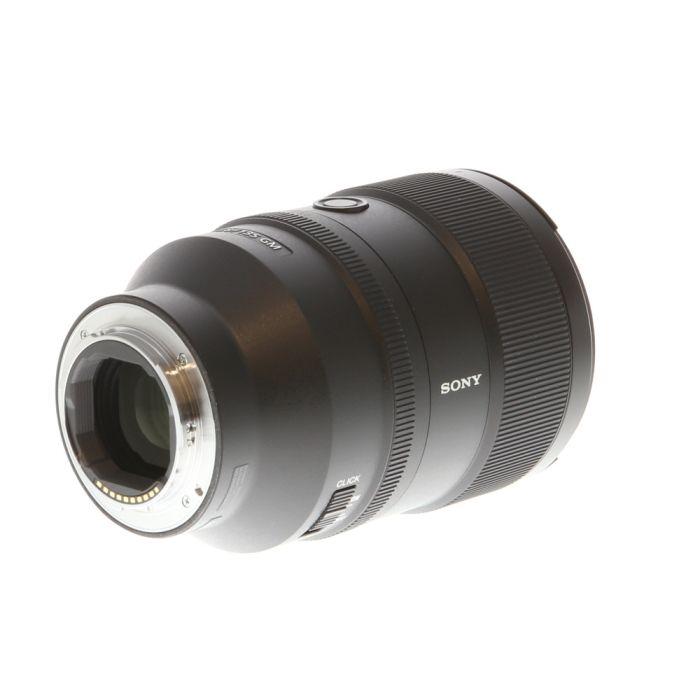 Sony FE 135mm f/1.8 GM E Mount Autofocus Lens, Black (SEL135F18GM) {82}