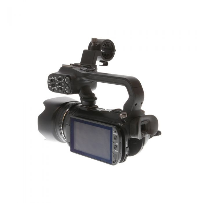 Canon XA10 HD Video Camera With XLR Carry Handle, with Microphone Holder