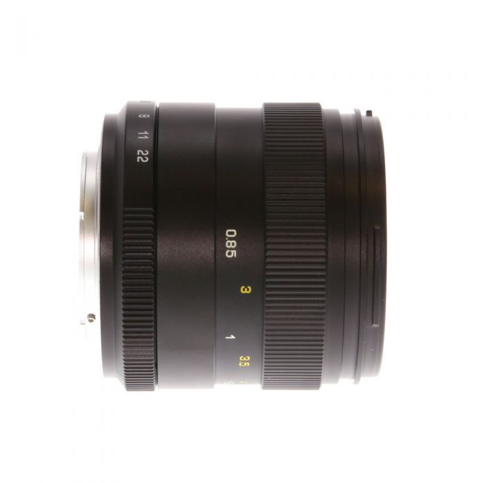 Mitakon Zhongyi Creator 85mm f/2 Manual Focus, Manual Aperture for Nikon F Mount {55}