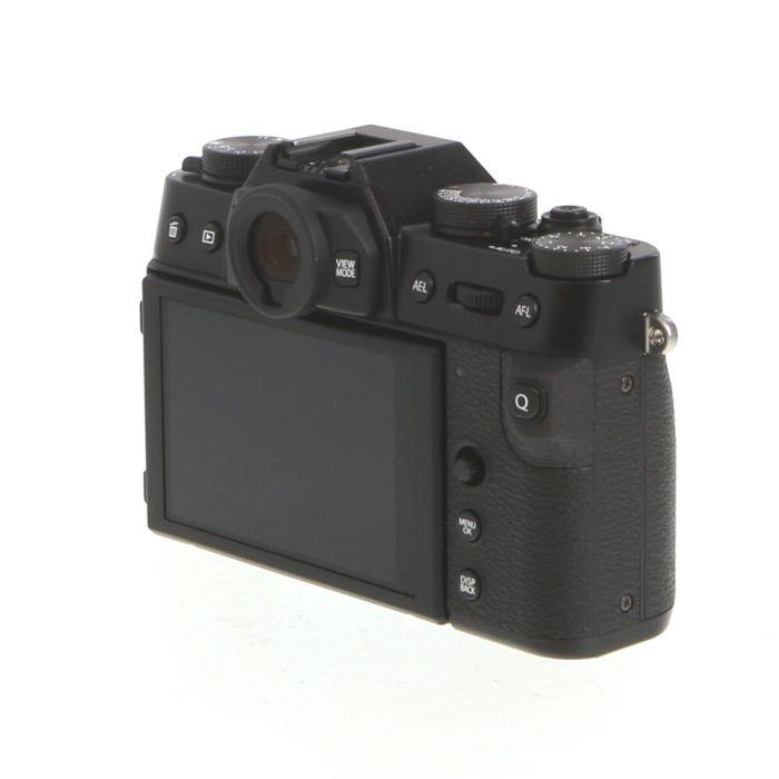 Fujifilm X-T30 Mirrorless Digital Camera Body, Black (26.1MP)