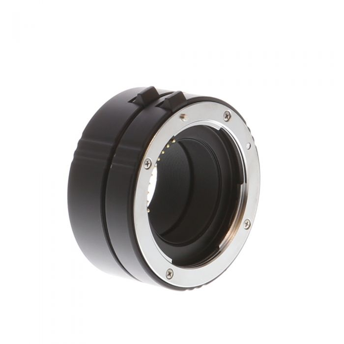 ProMaster Macro Extension Tube Set for Fujifililm X-Mount, 11mm, 16mm (8651)