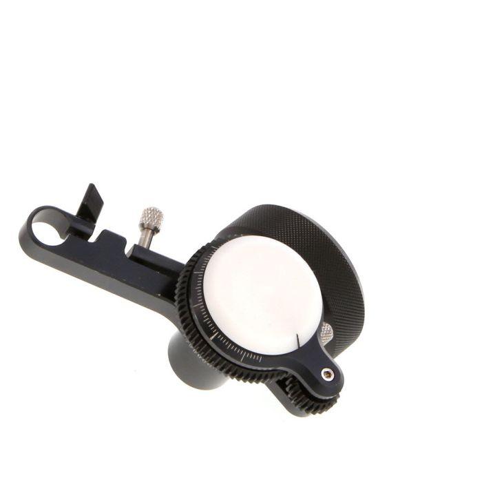 edelkrone FocusONE Follow Focus Unit (80408) Single 15mm Rod-Based