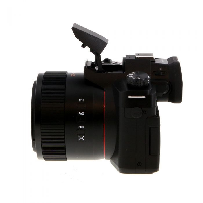 Panasonic Lumix DC-FZ1000 II Digital Camera, Black {20.1 M/P}