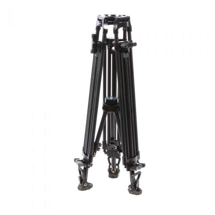 Sirui BCT-2003 Professional 3-Section Aluminum Video Tripod with BCH-10 Video Head 17.1-63\