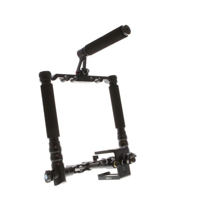 Sirui VSK-3 Video Survival Kit with Cage, Lowboy, Shoulder Rig