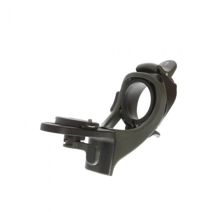 Swarovski DCB-A Digiscoping Adapter (49209) for ATS & ATS HD Spotting Scopes with Camera Plate and Balance Rail Quick Release Plate (for FH101 Fluid Head)