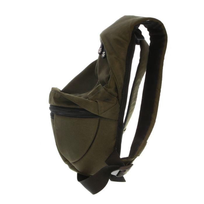 Crumpler Pretty Boy Backpack, Olive/Oatmeal, 18x15x8 in.