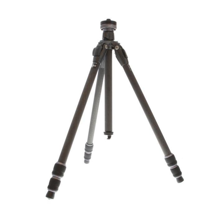 Gitzo GT0532 Mountaineer Series 0 Carbon Fiber Tripod Legs, 3-Section, 5.91-51.97\