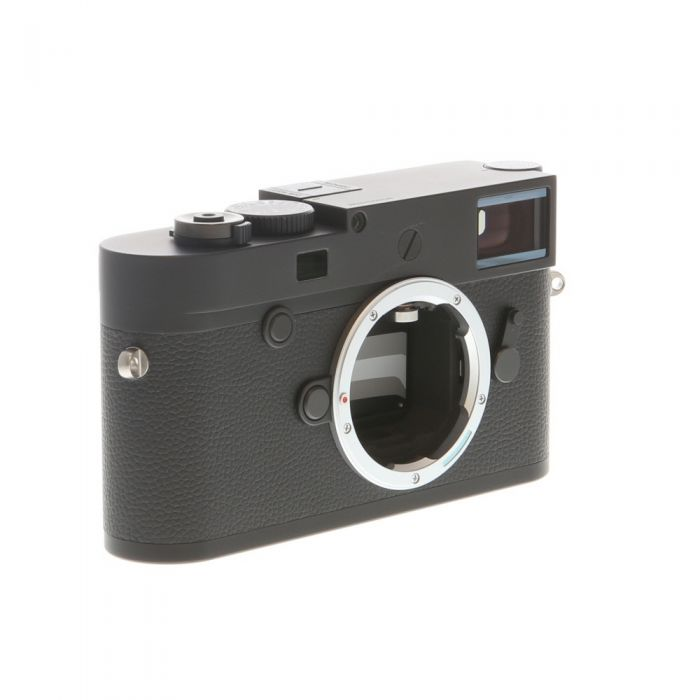 Leica M10 Monochrom Digital Camera Body, Black Chrome Finish {40MP} 20050