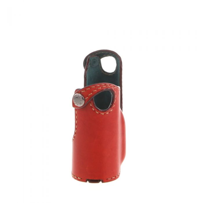 Arte di Mano Half-Case for Leica CL with Battery Access Door, Buttero Red