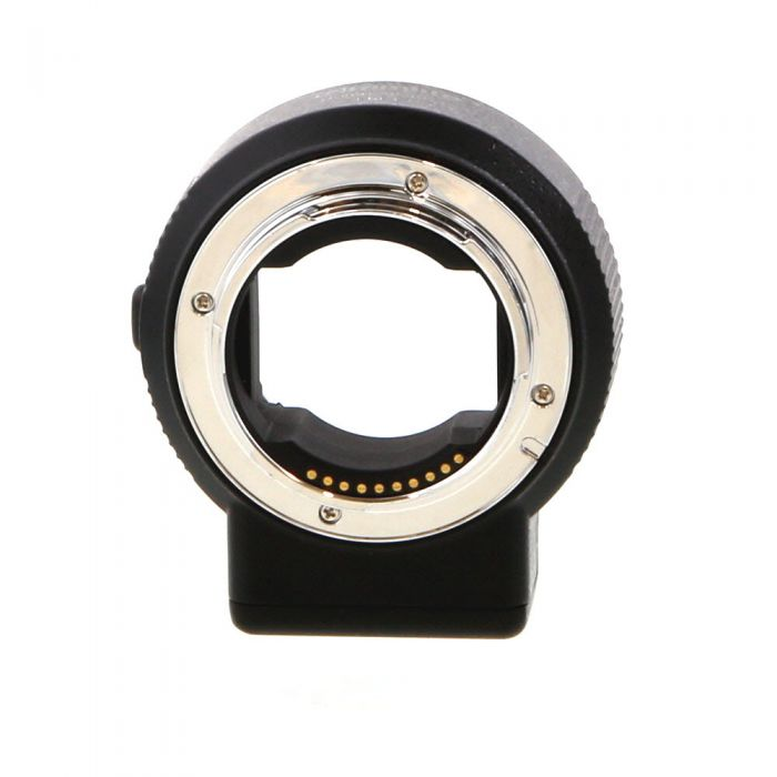 Commlite PRO Adapter ENF-E1 with Tripod Mount for Nikon F-Mount Lens to Sony E-Mount