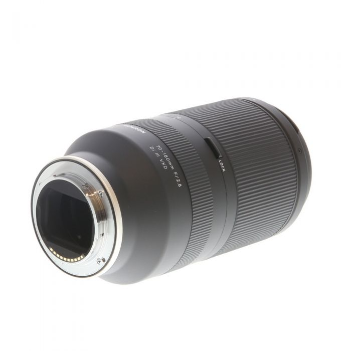 Tamron 70-180mm f/2.8 Di III VXD (A056) Full Frame Lens for Sony E-Mount, Black {67}