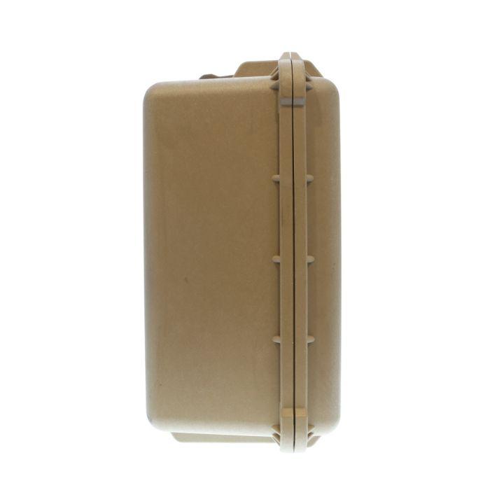 Pelican #1550 Case without Foam, Dessert Tan 20.5X16.75X8.5