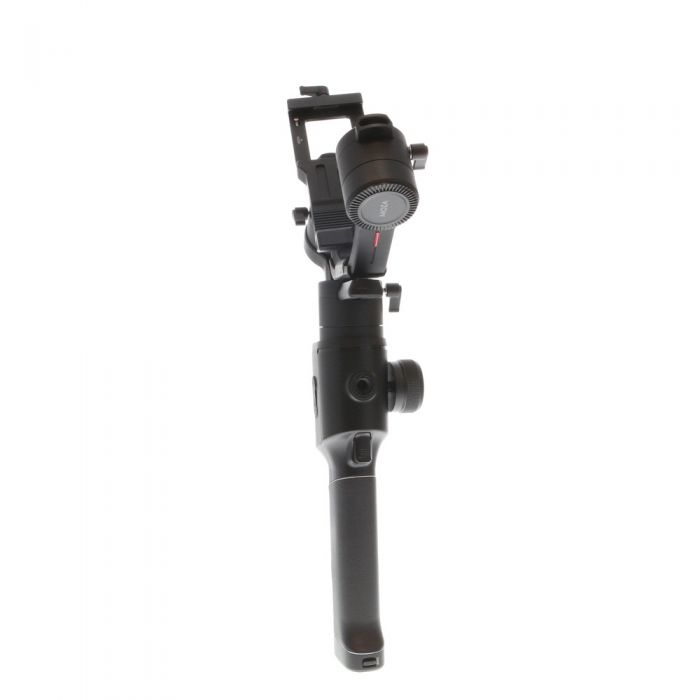 Moza Air 2 3-Axis Handheld Motorized Gimbal Stabilizer for DSLR, Mirrorless Cameras, Black