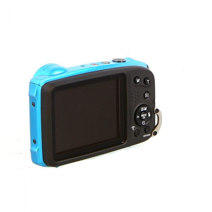 Fujifilm FinePix XP140 Digital Camera, Sky Blue {16.4 M/P}