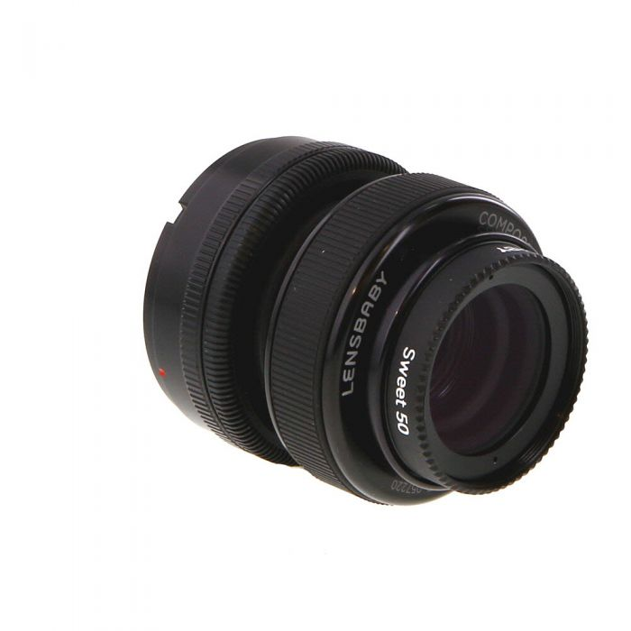 Lensbaby Composer Pro with Sweet 50 Optic for Sony E-Mount