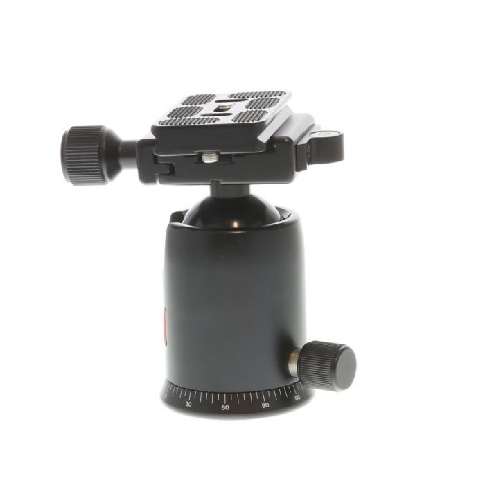Oben BE-126 Tripod Ball Head with Knob Quick Release Clamp