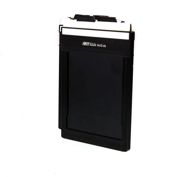 9x12cm Fidelity Elite Sheet Film Holder for 4x5 Film, Plastic (Pack of 2)