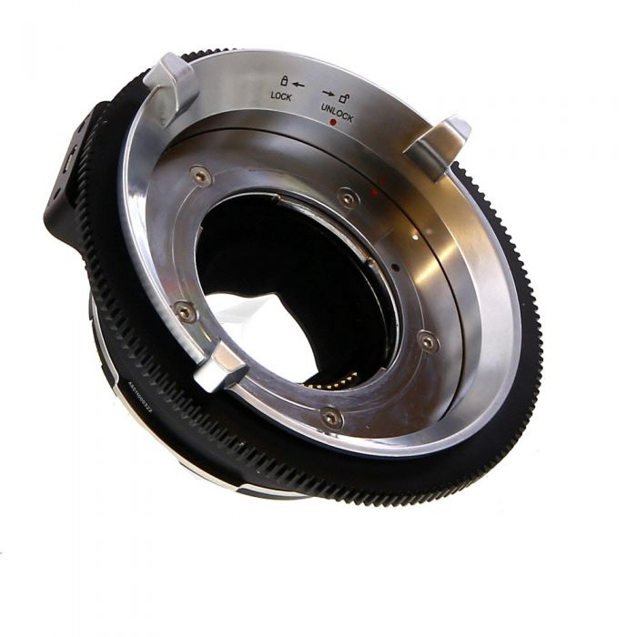 Metabones Cine Smart Adapter for Canon EF/EF-S Lens to Sony FZ-Mount (MB_EF-FZ-BM1)