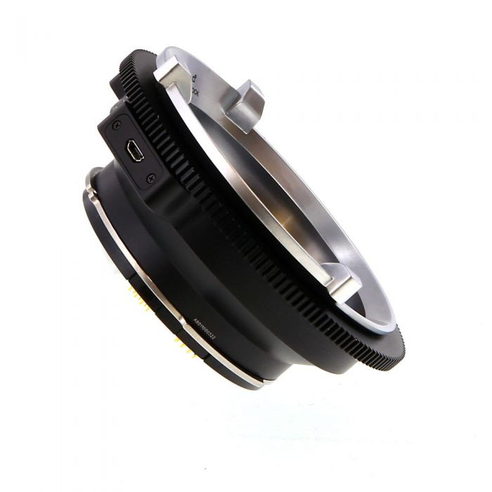 Metabones Cine Smart Adapter for Canon EF/EF-S Lens to Sony FZ-Mount (MB_EF-FZ-BM1)