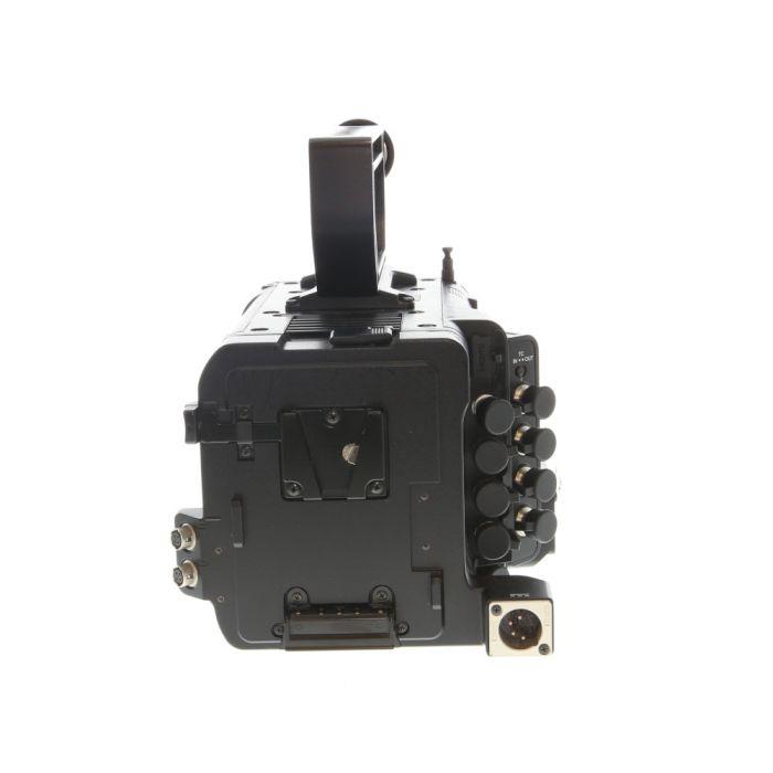 Sony CineAlta PMW-F5 Super35 2K60p/8.9MP Digital Cinema Camera Body (Native FZ-Mount) with Audio Connector