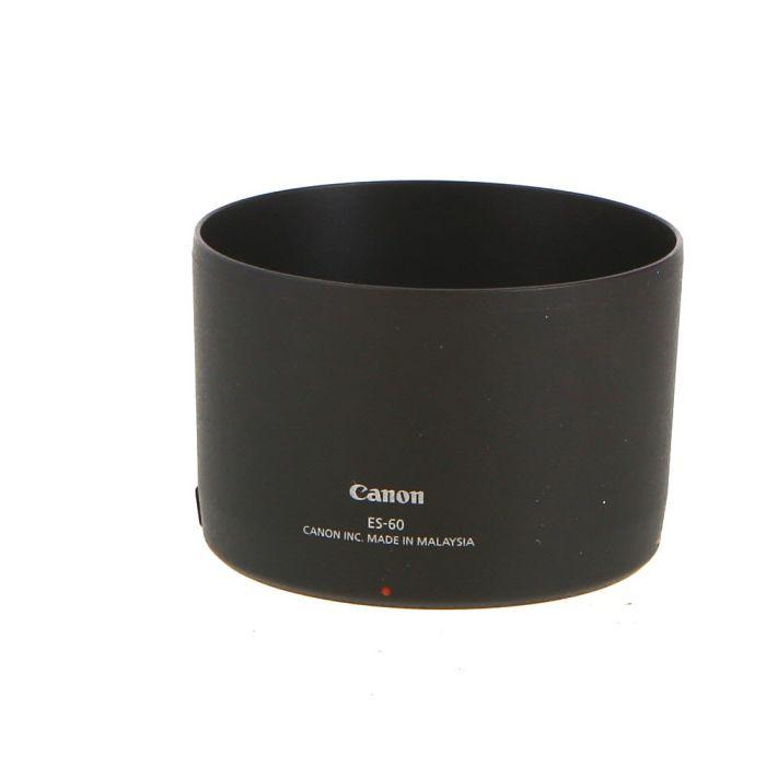 Canon ES-60 Lens Hood, for 32mm f/1.4 EF-M STM