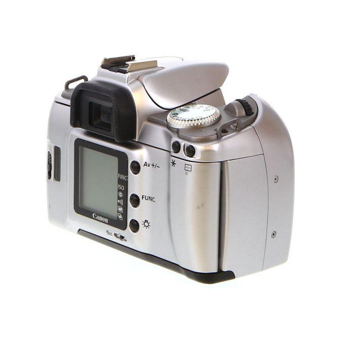 Canon EOS 300V 35mm Camera Body, Silver (International Version Of Rebel TI)