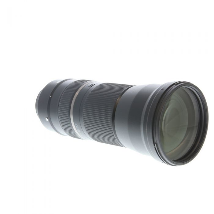Tamron SP 150-600mm f/5-6.3 DI VC USD (011) AF Lens for Nikon {95} without Tripod Collar