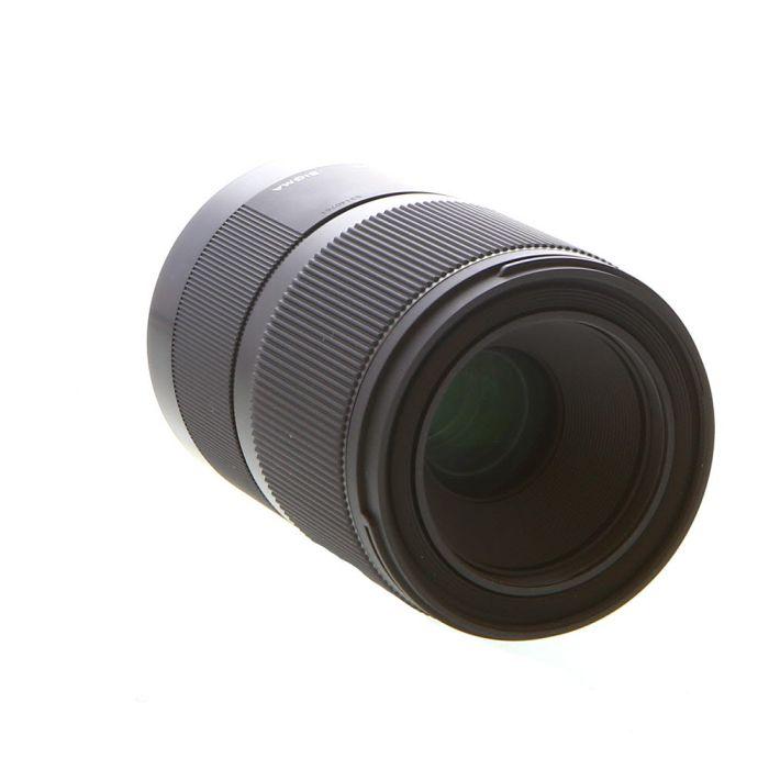 Sigma 70mm f/2.8 DG Macro A (Art) Lens Dedicated Only for Sigma SA, Black {49}