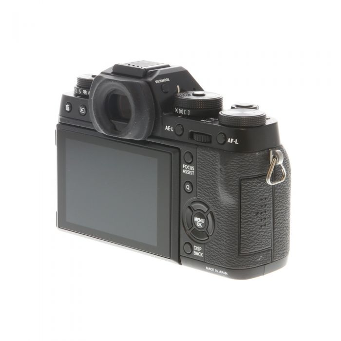 Fujifilm X-T1 IR (Infrared) Color Converted Mirrorless Digital Camera Body, Black {16.3MP}