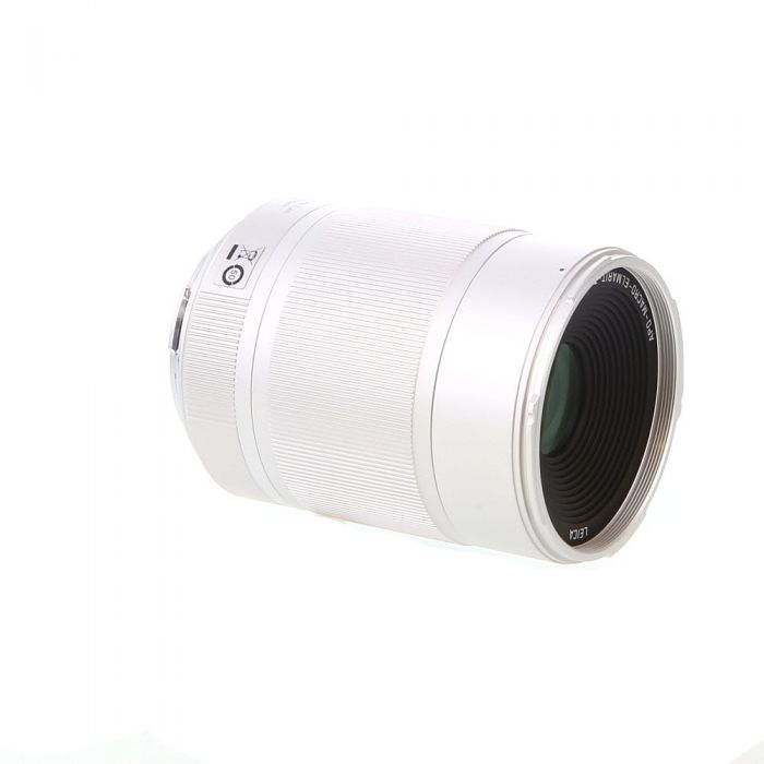 Leica 60mm f/2.8 APO-Macro-Elmarit-TL Aspherical Lens for APS-C Leica L-Mount, Silver {60} 11087