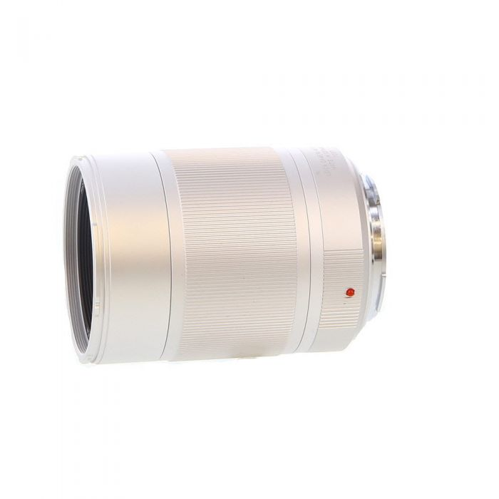 Leica 60mm f/2.8 APO-Macro-Elmarit-TL Aspherical Lens for APS-C Leica L-Mount, Silver {60} 11087