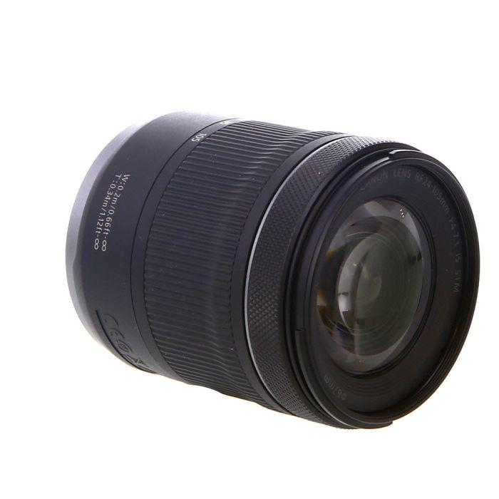 Canon RF 24-105mm f/4-7.1 IS STM Full Frame Lens RF-Mount {67}