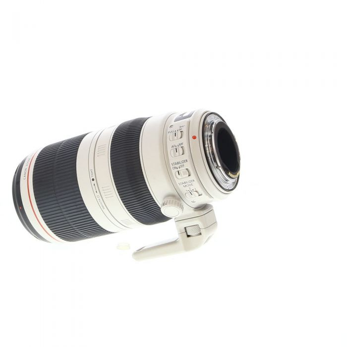 Canon 100-400mm f/4.5-5.6 L IS II USM EF Mount Lens {77} with Canon Tripod Foot