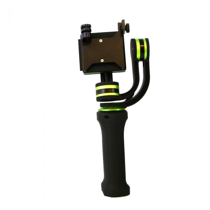 LanParte HHG-01 Handheld 3-Axis Gimbal for Smartphones with Case (2.2-3.6