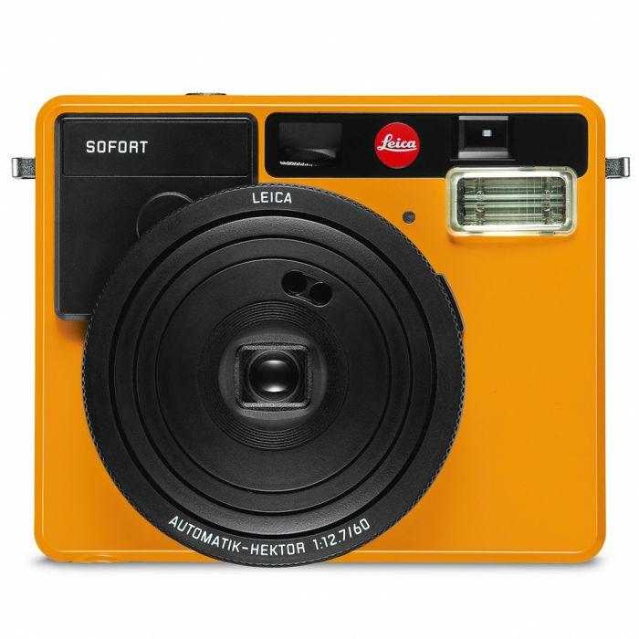 Leica Sofort Instant Print Camera, Orange