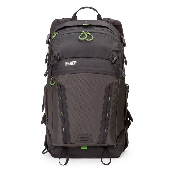 MindShift Gear BackLight 26L Backpack, Charcoal, 11.42x20.28x7.87