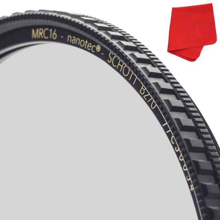 Breakthrough Photography 82mm X4 Circular Polarizing MRC16 nanotec Filter