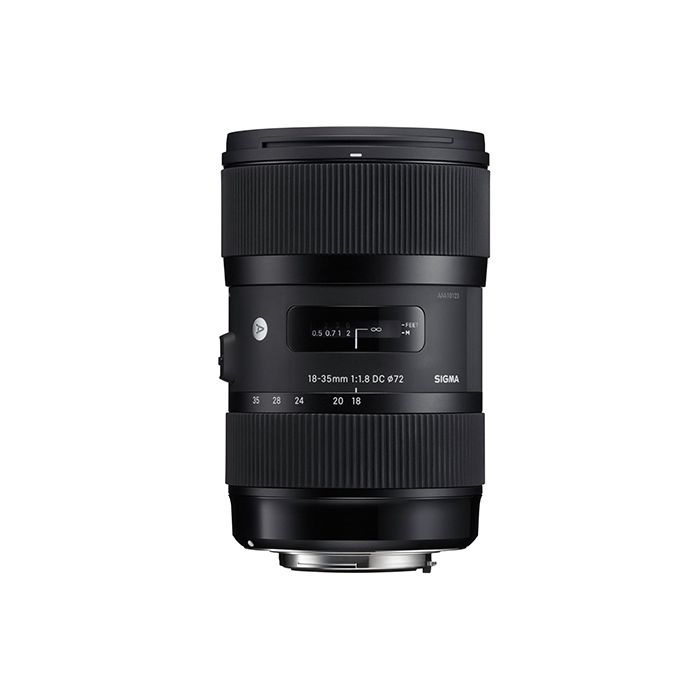 Sigma 18-35mm f/1.8 DC HSM A (Art) Lens for Sony Alpha {72}