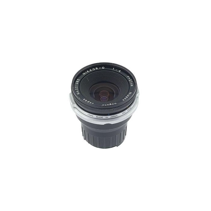 Nikon Nikkor 2.1cm (21mm) f/4 O Non AI Manual Focus Lens (For F, F2 Only)