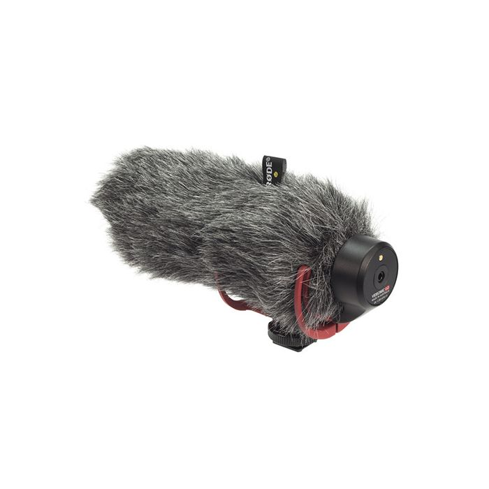 Rode Deadcat DDC-Go Artificial Fur Wind Shield For Videomic Go