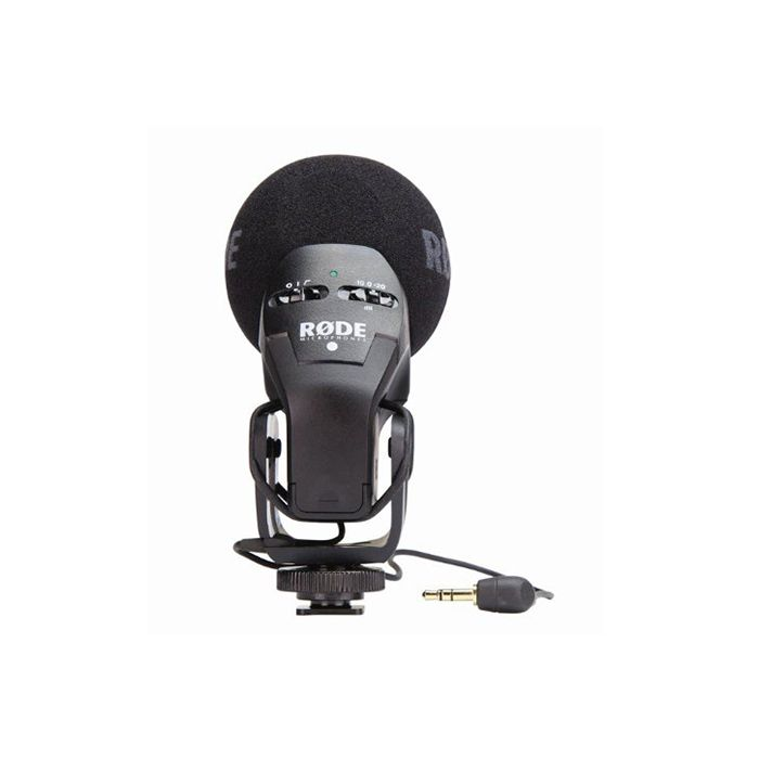 Rode Stereo Videomic Pro (SVMP) Stereo On-Camera Microphone