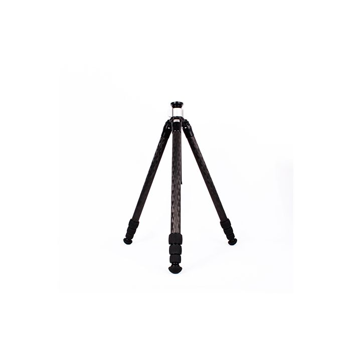 Really Right Stuff TVC-24L (Long) Series 2 Versa Style (TVC-2X) Carbon Fiber Tripod Legs with TA-2-QC Quick Column, 4-Section, 23.9-66.1 in.
