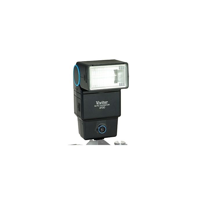 Vivitar 3700 Flash [GN120] {Bounce, Swivel}