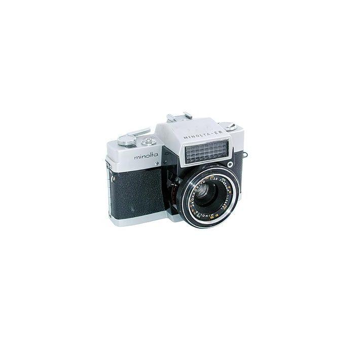 Minolta ER 35mm Camera