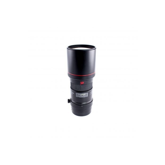 Tokina 400mm f/5.6 AT-X SD Autofocus Lens for Minolta Alpha Mount {72} Only Compatible With 7000 & 9000 Models
