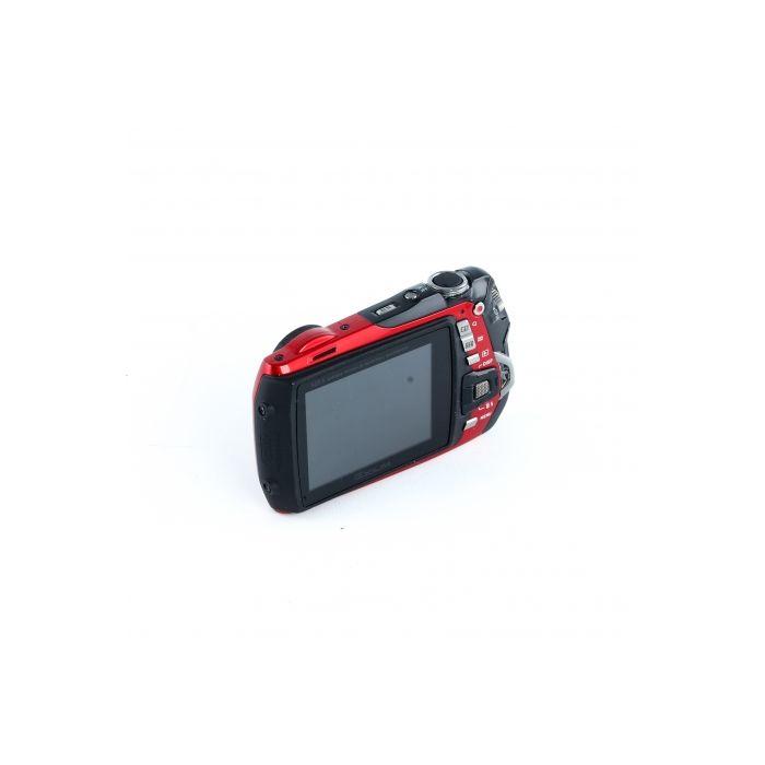 Casio Exilim EX-G1 Red Digital Camera {12.1MP}