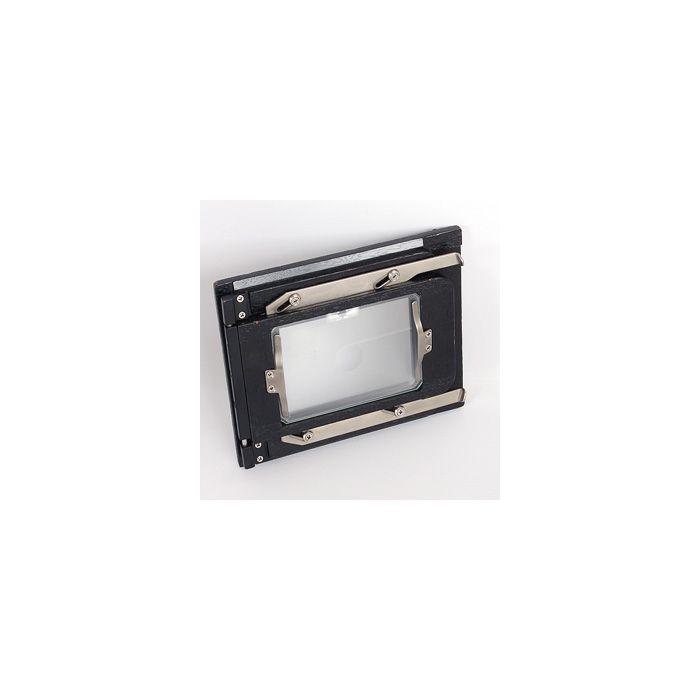 4X5 Ebony Reducing Adapter 6X9 Graflock