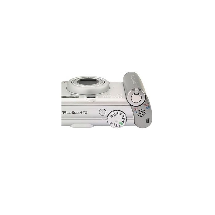 Canon Powershot A70 Digital Camera {3.2MP} (Requires 4/AA)